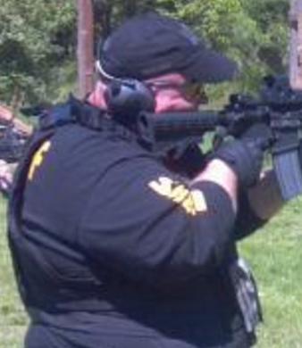 Rifle Instructor school